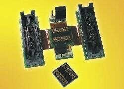 逻辑分析仪适配器具有最短的走线长度 有助于调试低功耗SDRAM