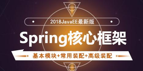 2018JavaEE最新版Spring核心框架講解