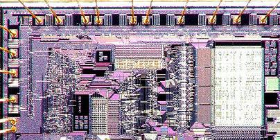 CMOS模擬集成電路版圖設計