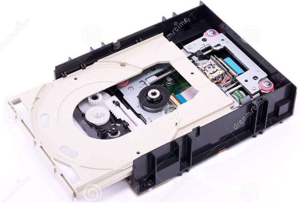 怎樣用舊DVD驅動鏡頭制作顏色檢測器