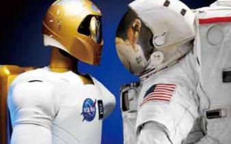 俄罗斯拟向国际空间站派遣人形机器人
