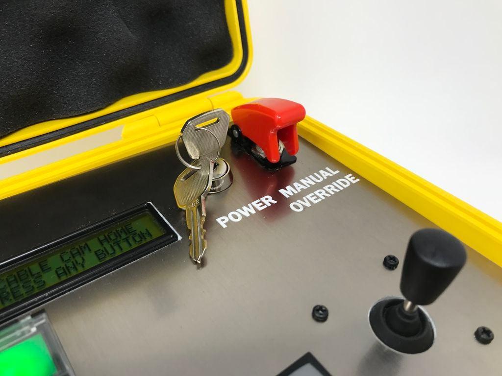 如何制作电缆凸轮遥控系统