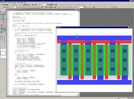 使用宏单元自动进行模拟/混合信号设计