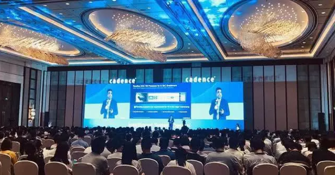全球EDA巨头Cadence举办了CDNLiveChina2019全球巡回大会