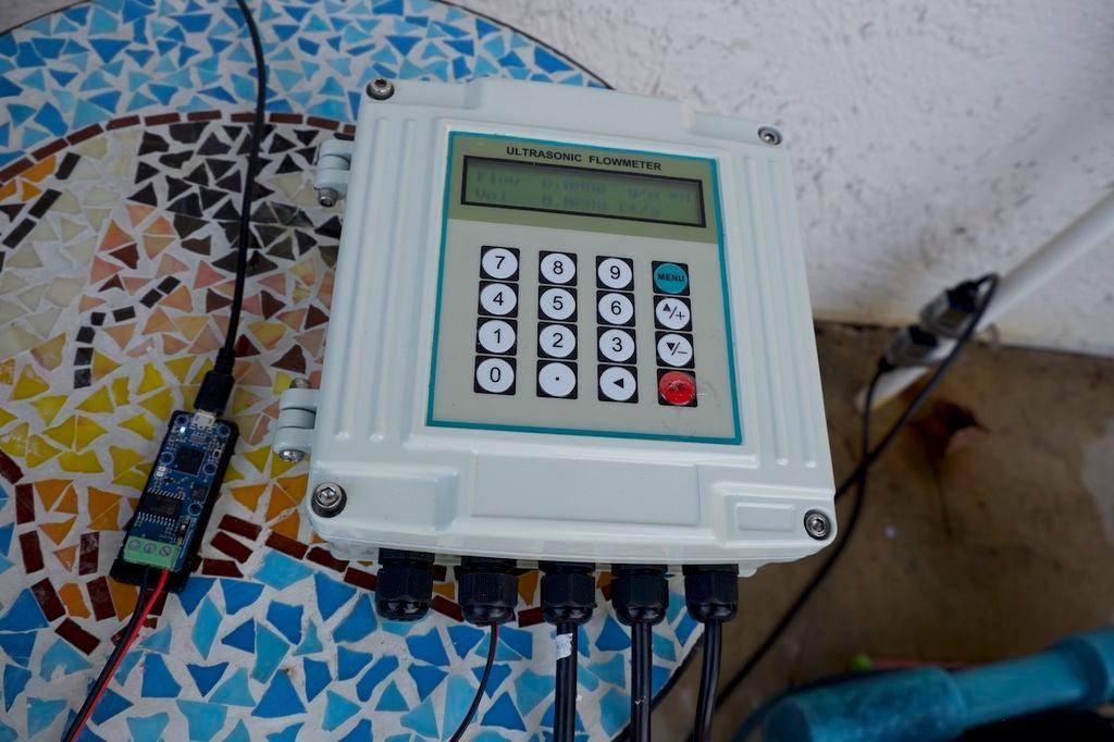 如何使用超声波流量计进行流量测量
