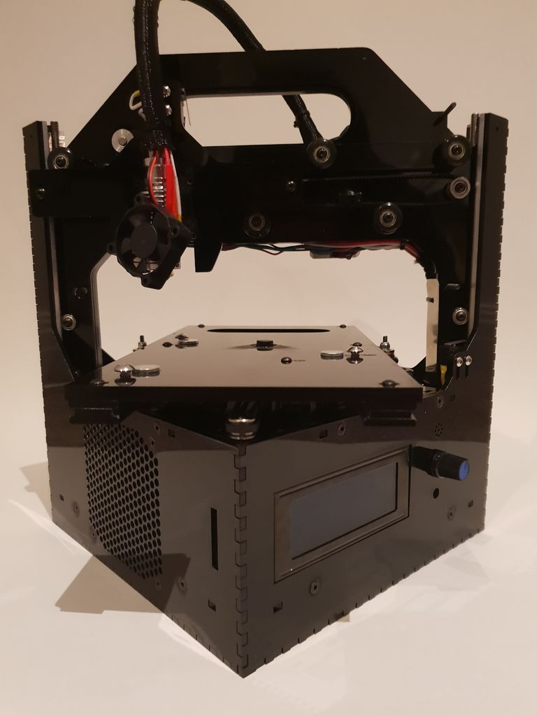 如何用3D打印机打印3D扬声器集线器