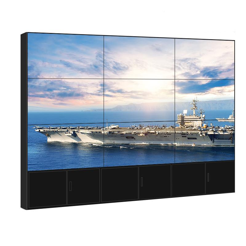 LCD拼接屏与led显示大屏的区别