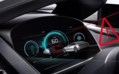 應用于汽車上的觸控屏到底安不安全