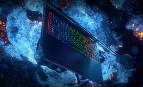 小米游戏本2019款正式开售搭载了酷睿i7处理器单核睿频最高为4.5GHz