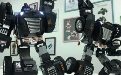 带你了解一些比较前端的新潮机器人