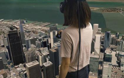 虚拟现实技术的发展将渐入佳境