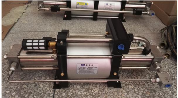 气压增压泵介绍与计算