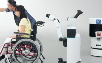 机器人的发展将在未来渗透我们的各行各业