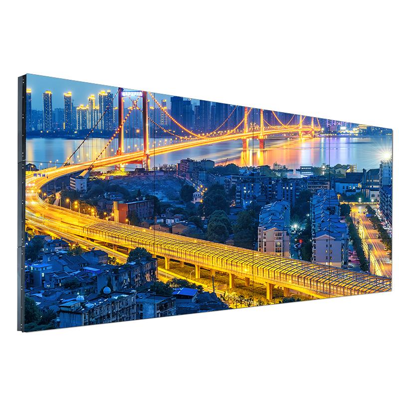 拼接屏在构建平安城市中发挥着怎样的效用?