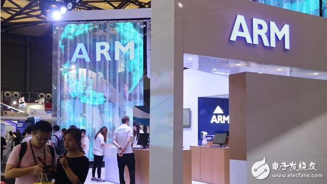 Arm布局物联网市场推动AI市场的发展