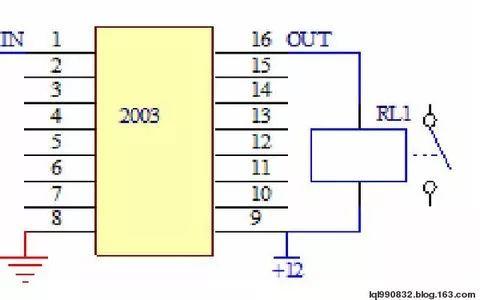 继电器驱动电路的原理及应该需要注意那些事项的详细说