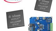 e络盟推出MERUS系列D类音频放大器解决方案