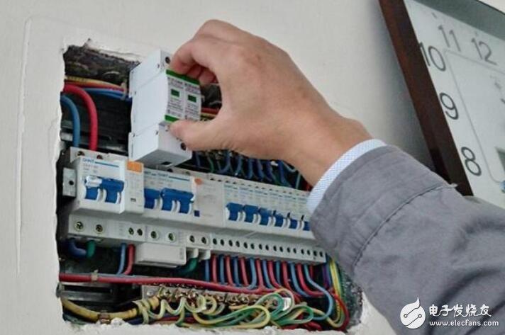 家庭配電箱中的開關如何配置