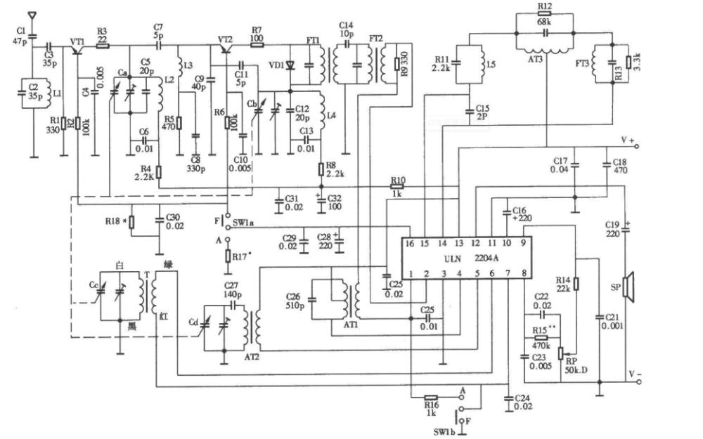 《业余电子管收音机设计》PDF电子书免费下载