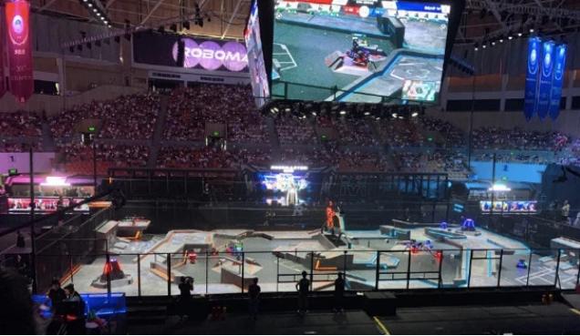 机器人版的王者荣耀,以赛事为核心的机器人教育体系