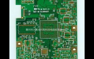 PCB板的表面处理工艺及其优缺点是什么