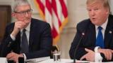 三星电子出口对韩国半导体影响大 苹果库克表示对中国征收关税有利三星