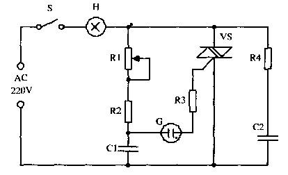 可控硅调光器的工作原理与电路调试分析