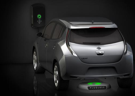 电动汽车上的无线充电技术实用吗