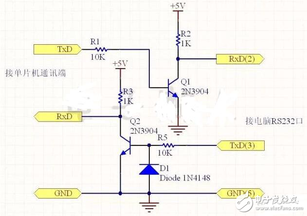 ttl电平转换电路
