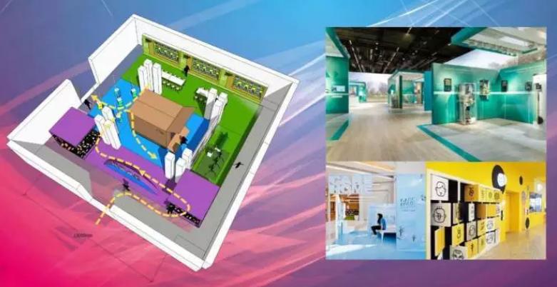 """去第六届上海科博会""""玩转""""5G、垃圾分类、人工智能等展品"""