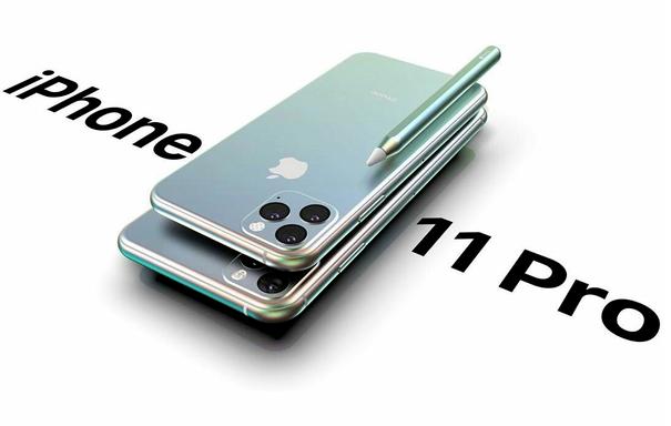iPhone 11 Pro曝光将支持手写笔输入还保留了logo