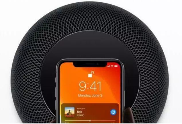 苹果公司要发布HomePod Mini?