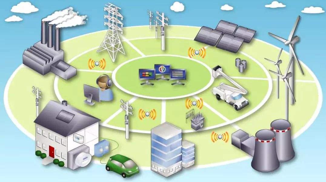 """聚焦智能電網與泛在電力物聯網""""兩網融合"""""""