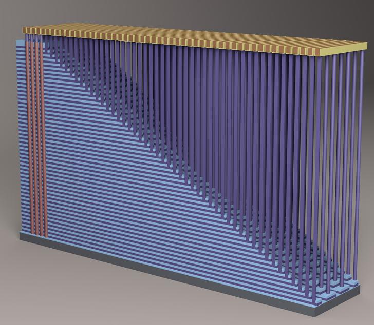 泛林集团晶圆应力管理解决方案 帮助客户提高芯片存储密度