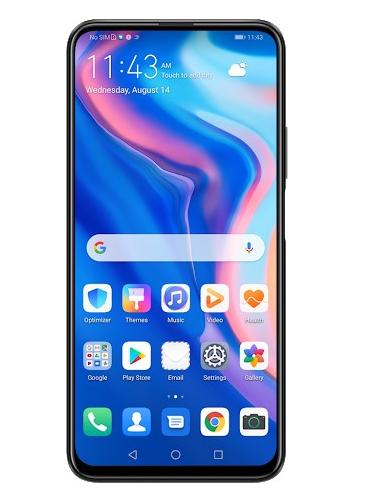 華為新款手機Y9s曝光搭載了安卓9系統支持指紋解鎖