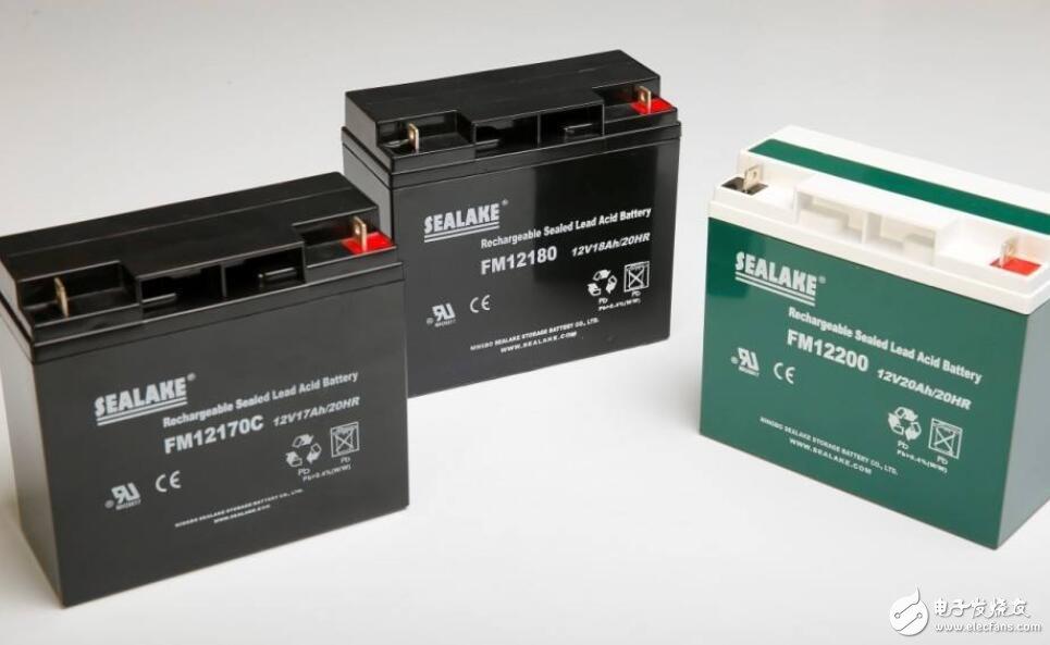 铅酸电池正确充电方式