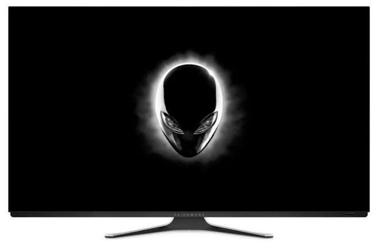 戴尔发布最新的旗舰产品OLED游戏显示器Alienware 55