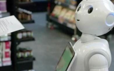 服务机器人在市场上要走的路还很长