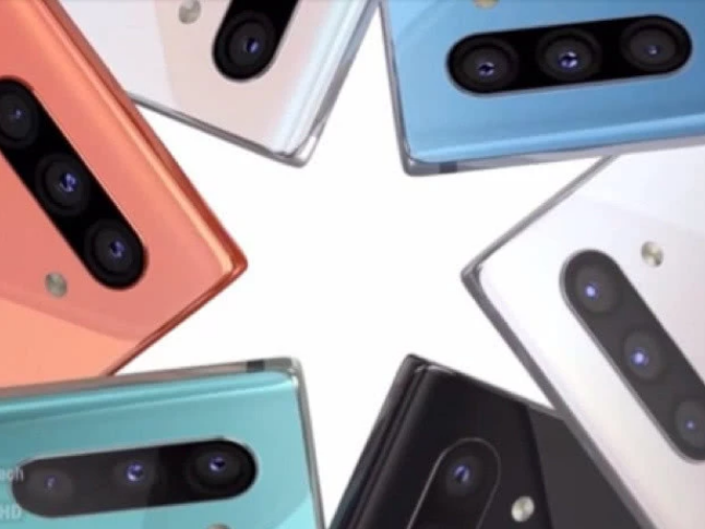 三星Galaxy Note10系列的每一个元素都在帮助用户实现更高的目标