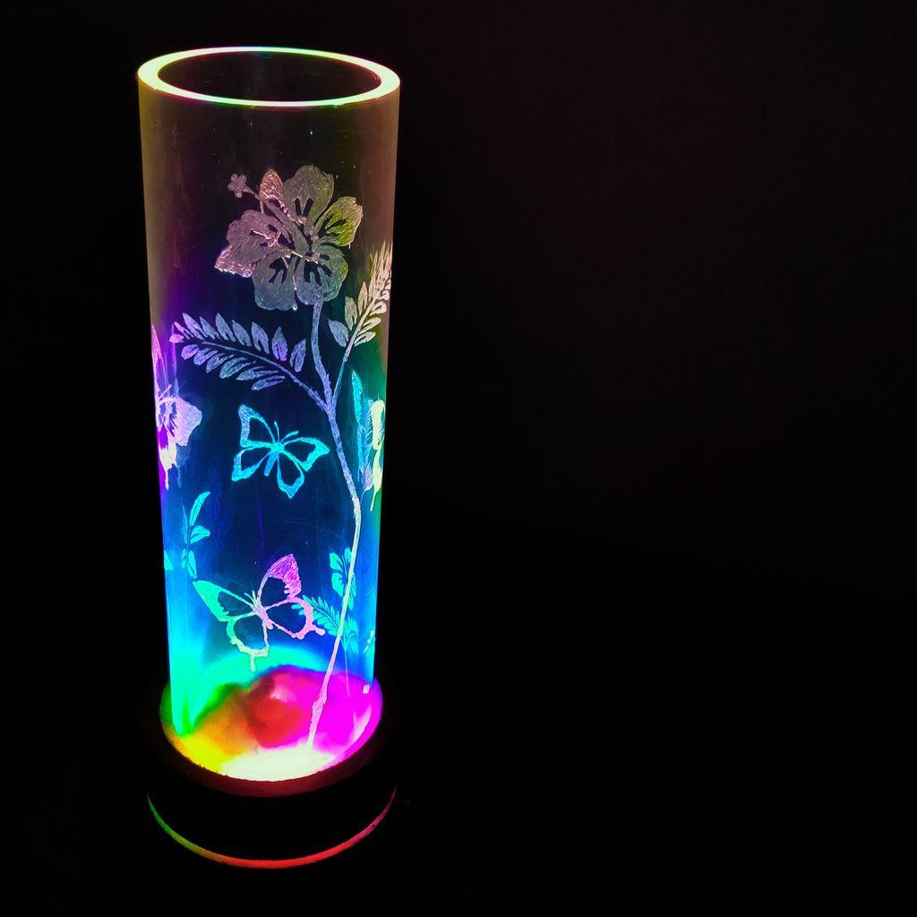 可寻址RGBLED灯的制作