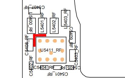iPhone6S 4.7点位原理图免费下载