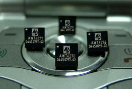 W-CDMA功率放大器模块可实现高效率运行