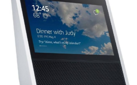 亚马逊将推出最新款触摸屏Echo