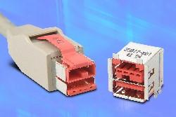 USB连接器能满足USB 2.0对数据传输速度的要求