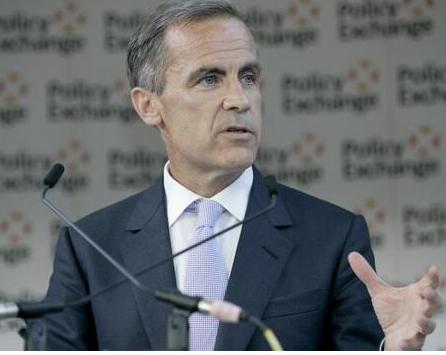 英国央行行长表示数字资产不会对全球金融的稳定构成风险