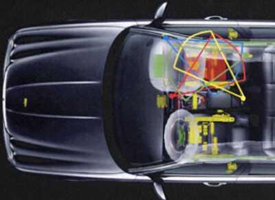 超声波传感器用于安全气囊 降低事故保险成本