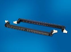 DDR2连接器实现内存扩展 两种端接类型均可使用无铅选项
