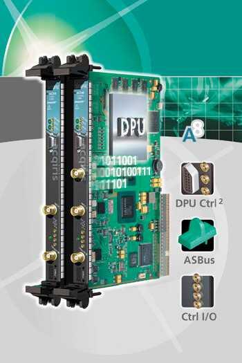 可重配置分析仪可捕获并执行同步双通道和单通道实时...