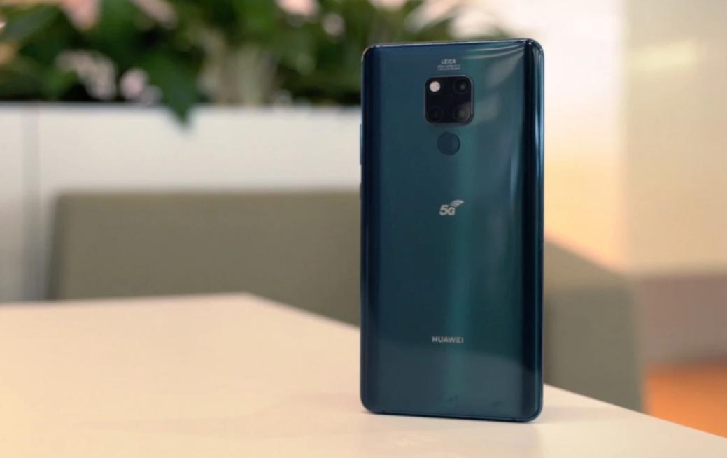 华为Mate20X双模5G手机,什么是NSA?S...
