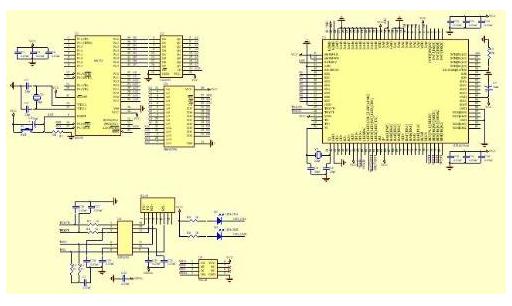 AT89C52单片机实现以太网芯片RTL8019...